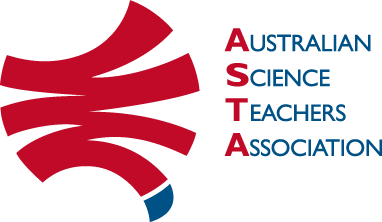 Australian science teachers association logo